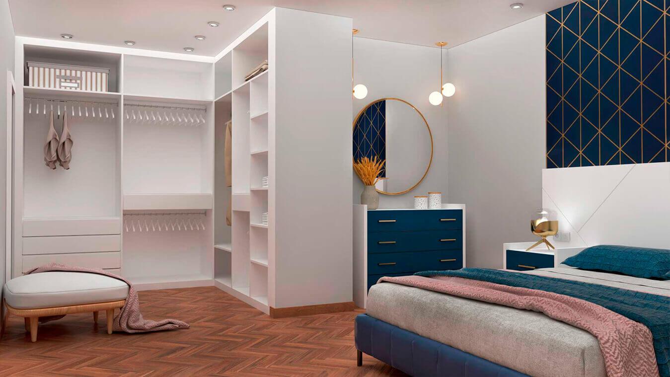 Dormitorio ENZO Ref.003