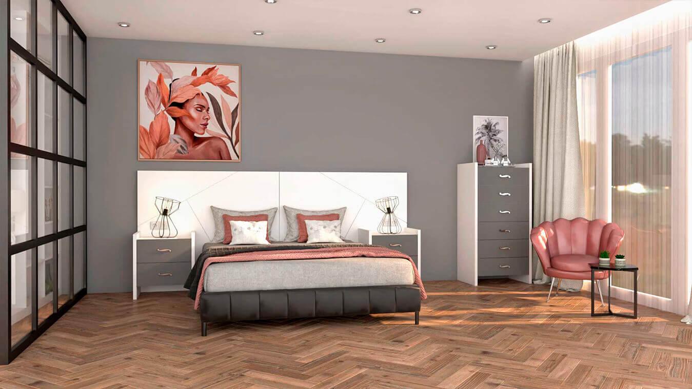 Dormitorio ENZO Ref.004
