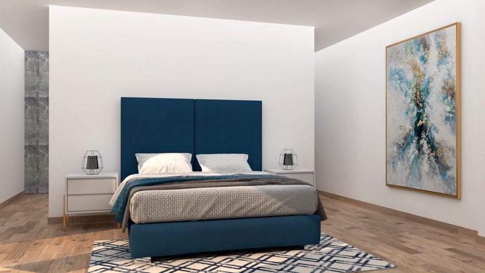 Dormitorio modelo INDUSTRIAL - Ref. 0013