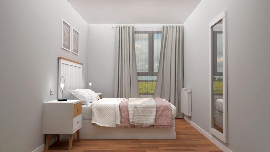 Dormitorio modelo ISABELLA - Ref: 0012