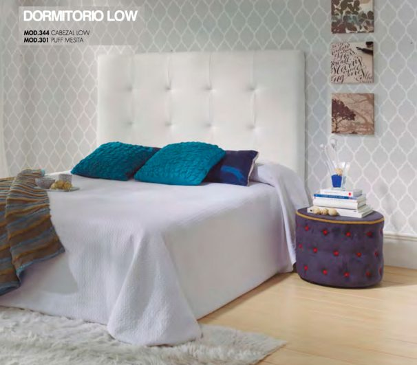 DORMITORIO TC LOW