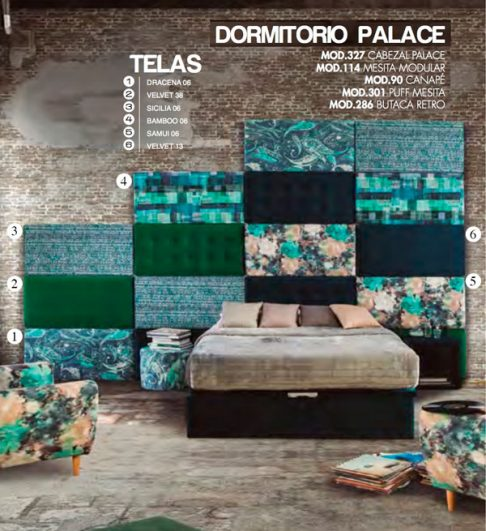 DORMITORIO TC PALACE