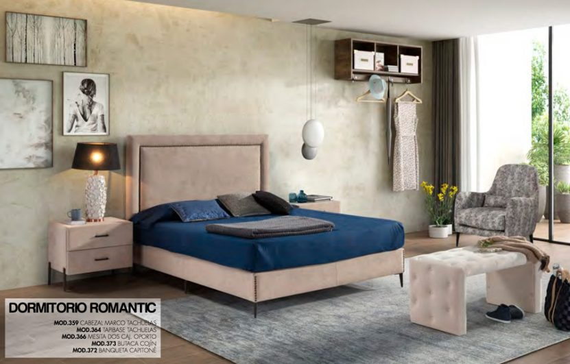 DORMITORIO TC ROMANTIC