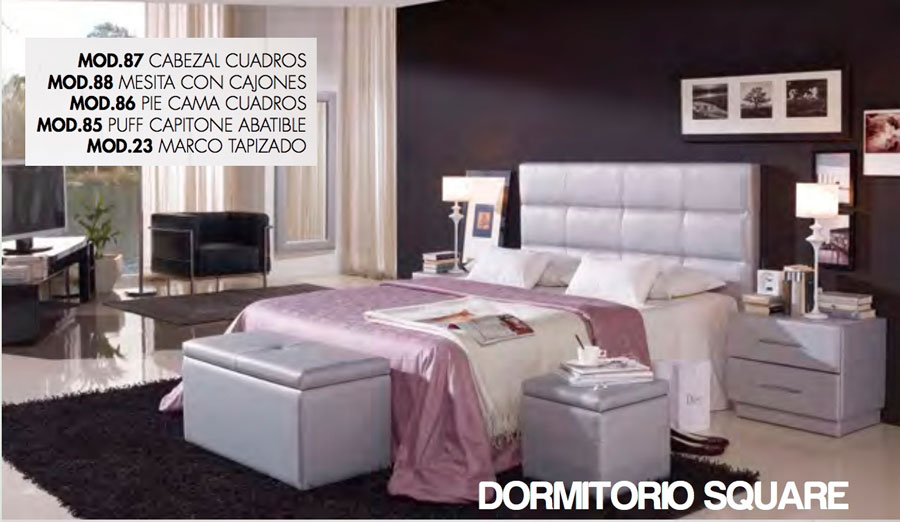 DORMITORIO TC SQUARE