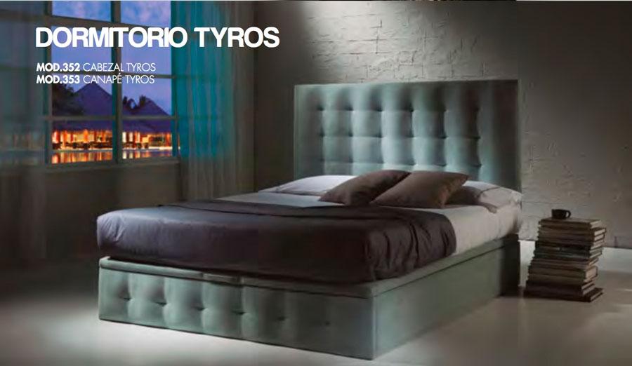 DORMITORIO TC TYROS