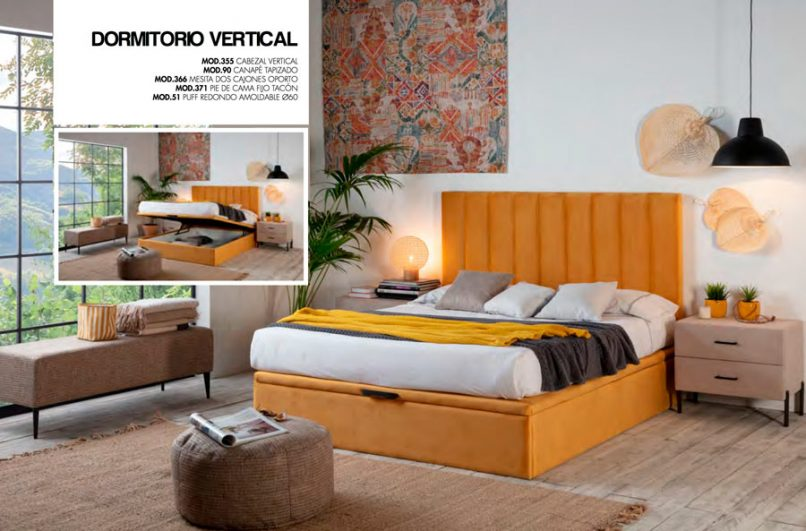 DORMITORIO VERTICAL TC
