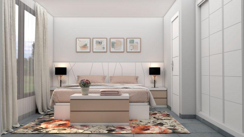 Dormitorio modelo YAKI - Ref: 0493