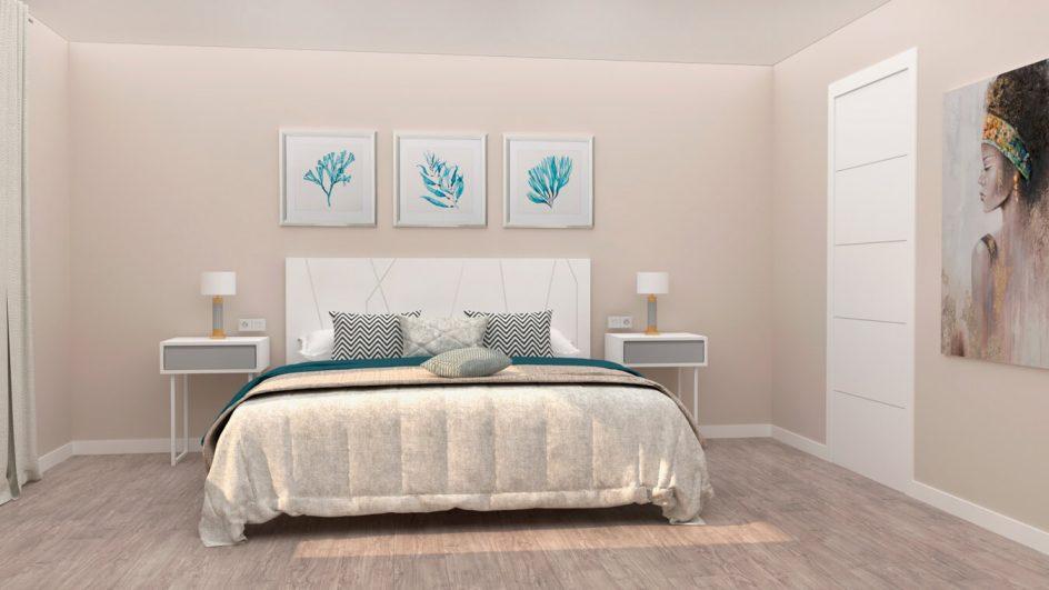 Dormitorio modelo YAKI - Ref: 00031