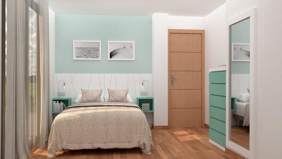 Dormitorio modelo YAKI - Ref: 00029