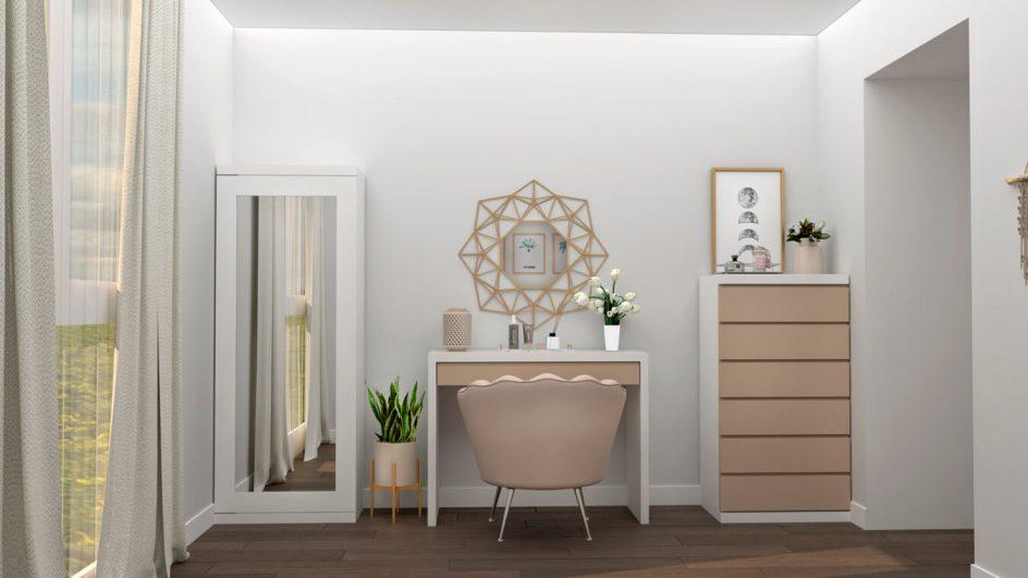 Dormitorio modelo YAKI - Ref: 0499