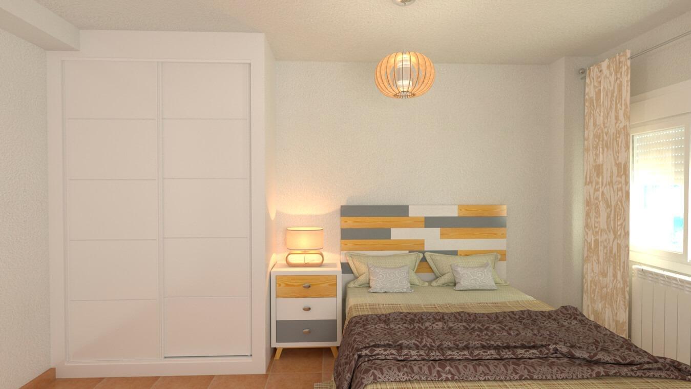 Dormitorio modelo ALVASON - Ref: 0015
