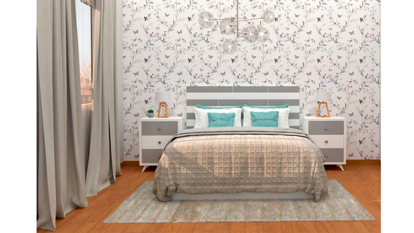 Dormitorio modelo ALVASON - Ref: 0009