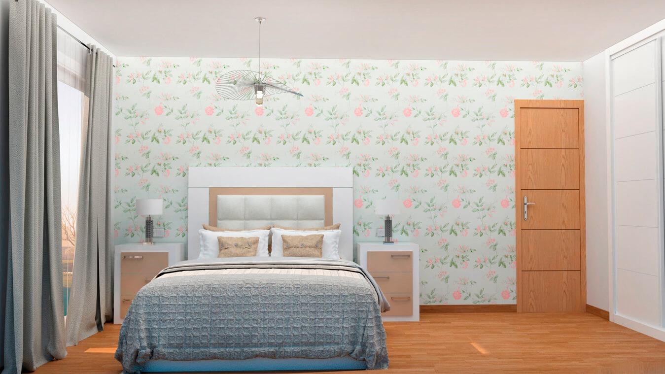 Dormitorio modelo GRANITO NUEVO - Ref: 0001