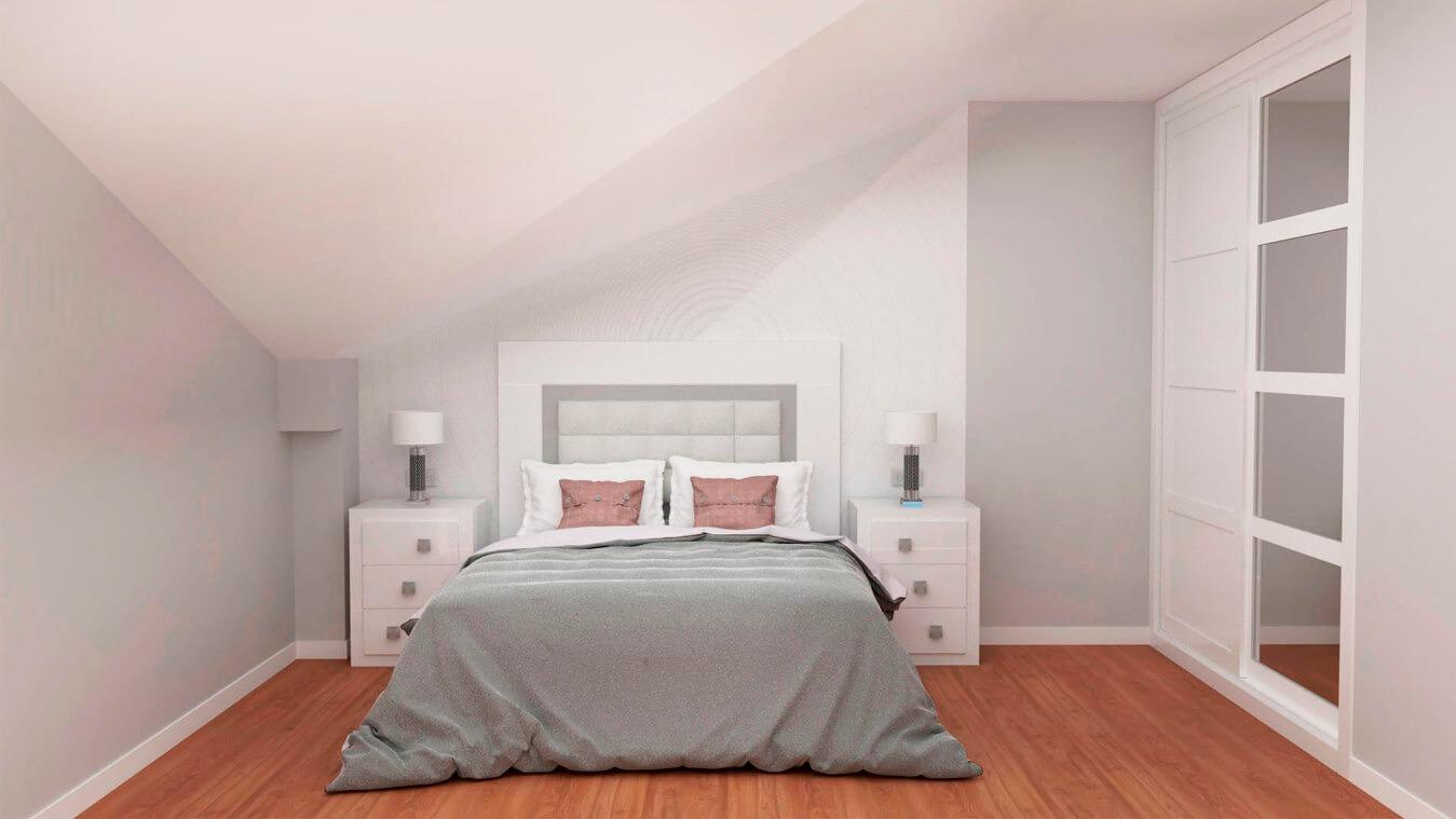 Dormitorio modelo GRANITO NUEVO - Ref: 0004