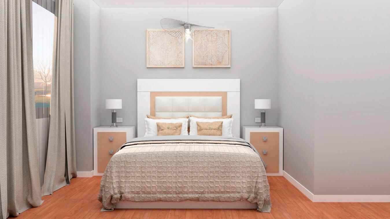 Dormitorio modelo GRANITO NUEVO - Ref: 0005