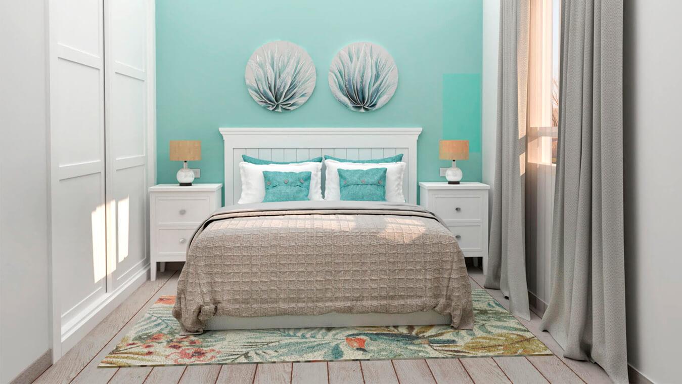 Dormitorio modelo ISABELLA - Ref: 0004