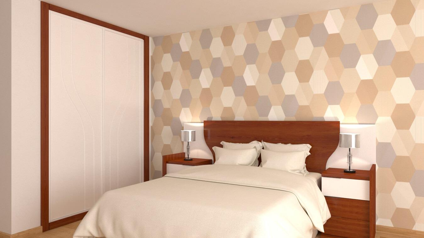 Dormitorio modelo MODERNO ADRIAN - Ref: 0002