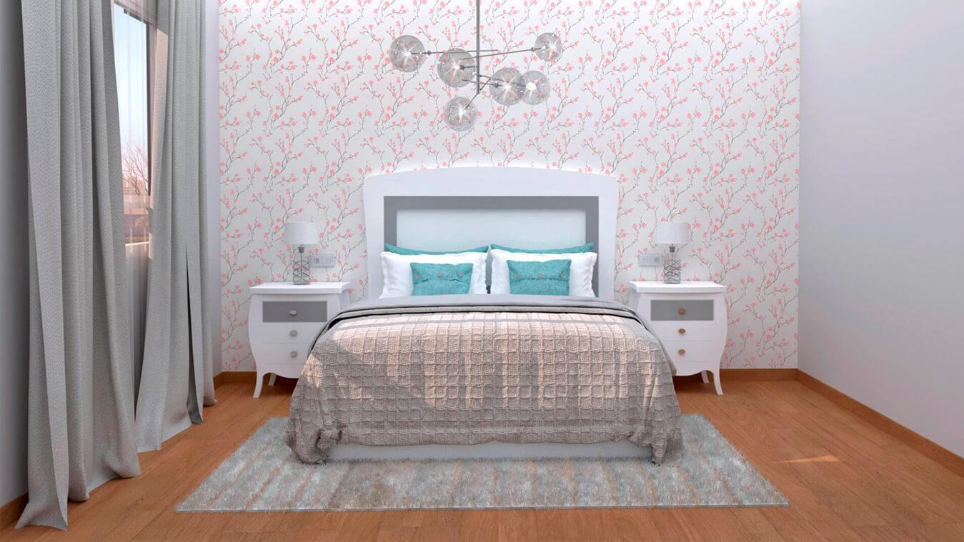 Dormitorio modelo SECRETO - Ref: 0005