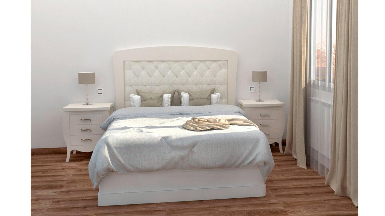 Dormitorio modelo SECRETO - Ref: 0008