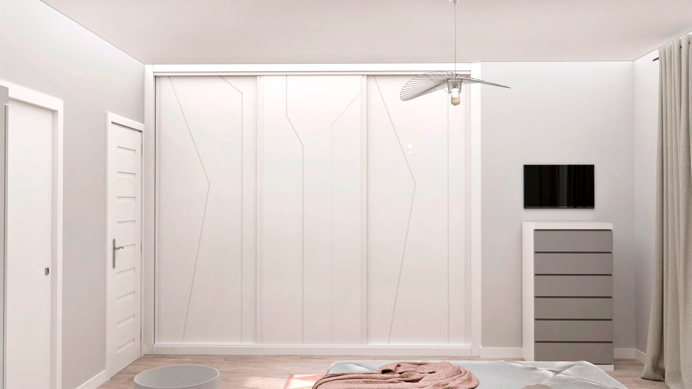 Dormitorio modelo YAKI - Ref: 0010