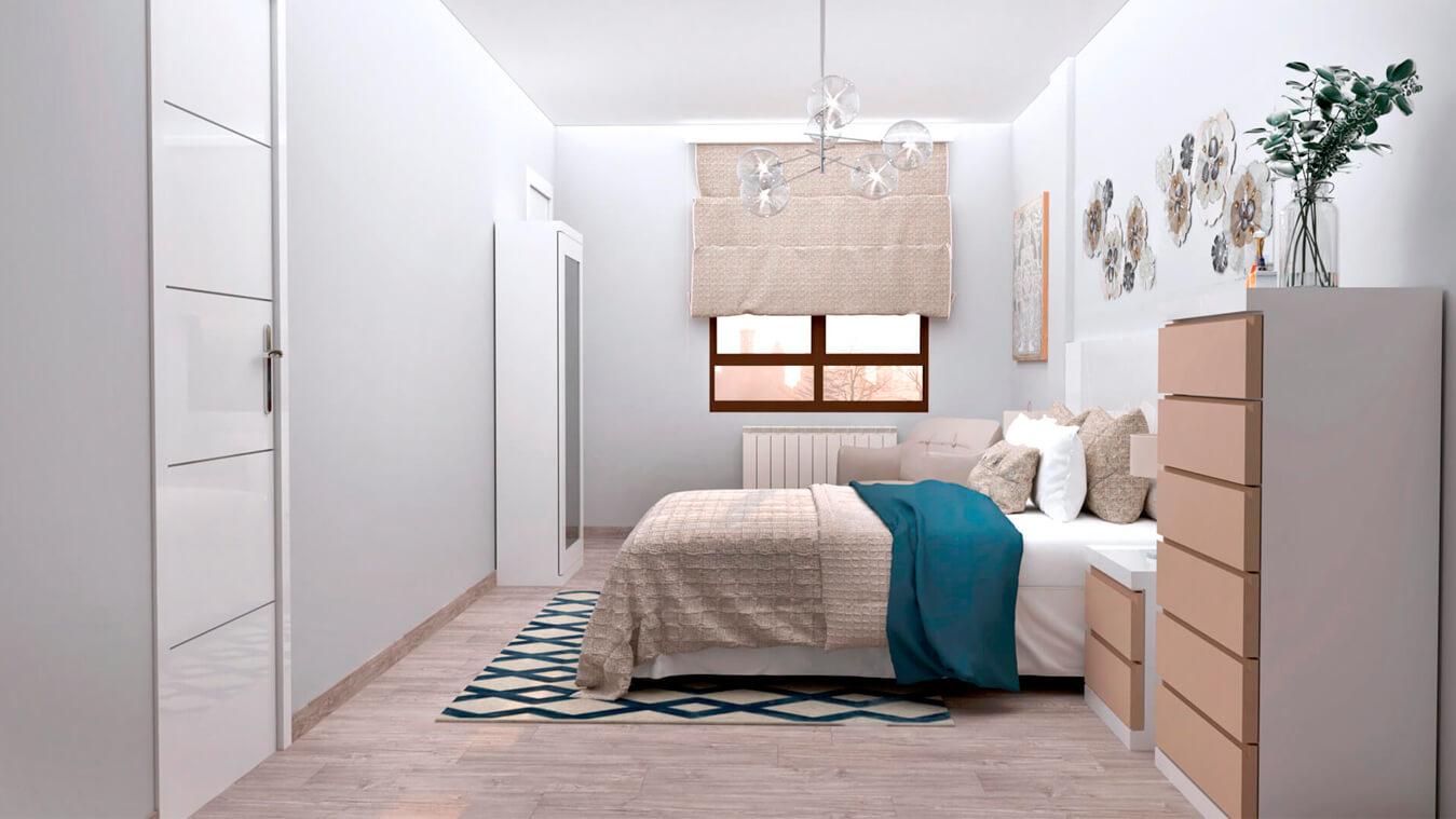 Dormitorio modelo YAKI - Ref: 0019