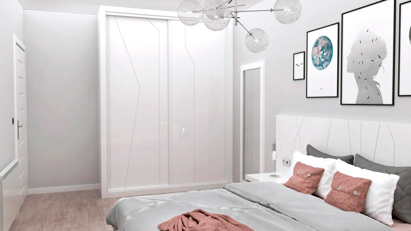 Dormitorio modelo YAKI - Ref: 0005