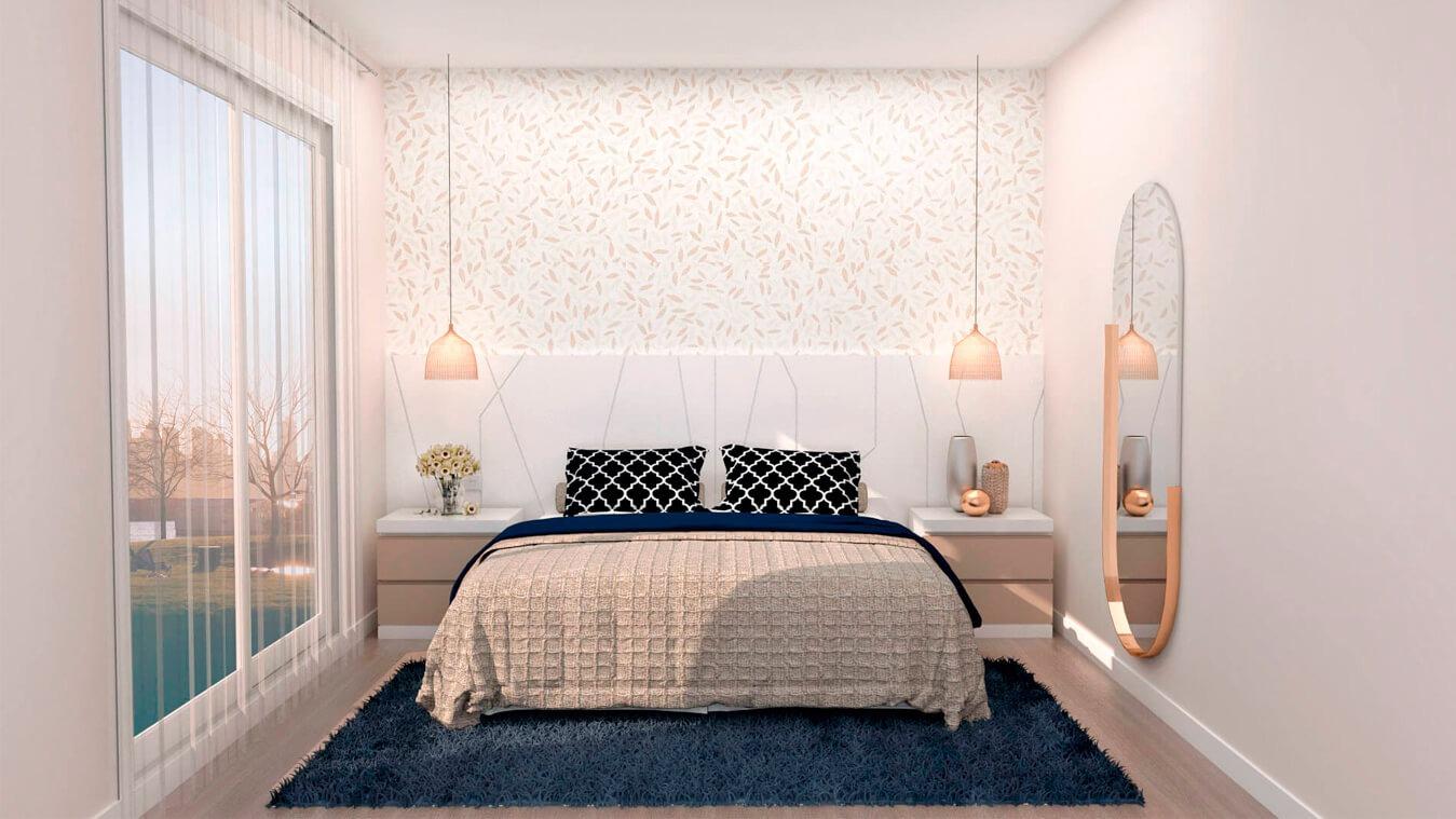 Dormitorio modelo YAKI - Ref: 0006