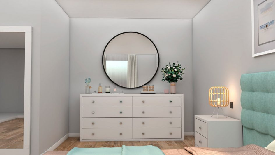 Dormitorio modelo ALVASON - Ref: 0498