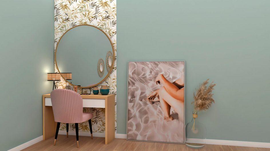Dormitorio modelo ALVASON - Ref: 0496