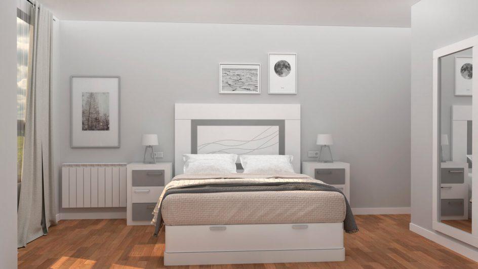 Dormitorio modelo GRANITO NUEVO Ref. 0014