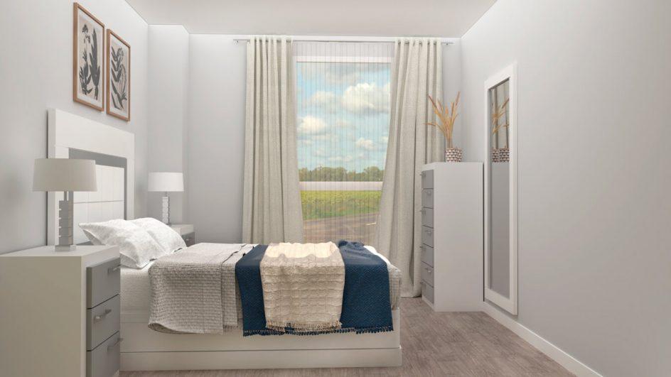 Dormitorio modelo GRANITO NUEVO - Ref: 0500