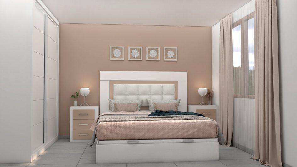 Dormitorio modelo GRANITO NUEVO - Ref: 0498