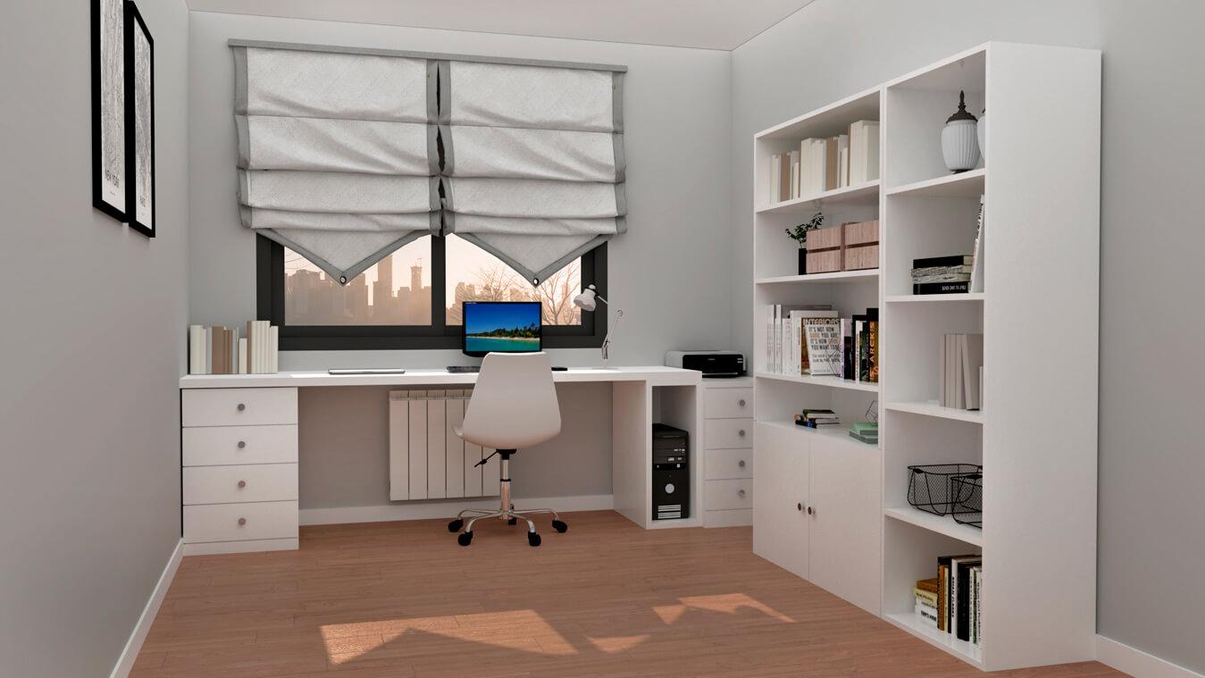 muebles de estudio hogar