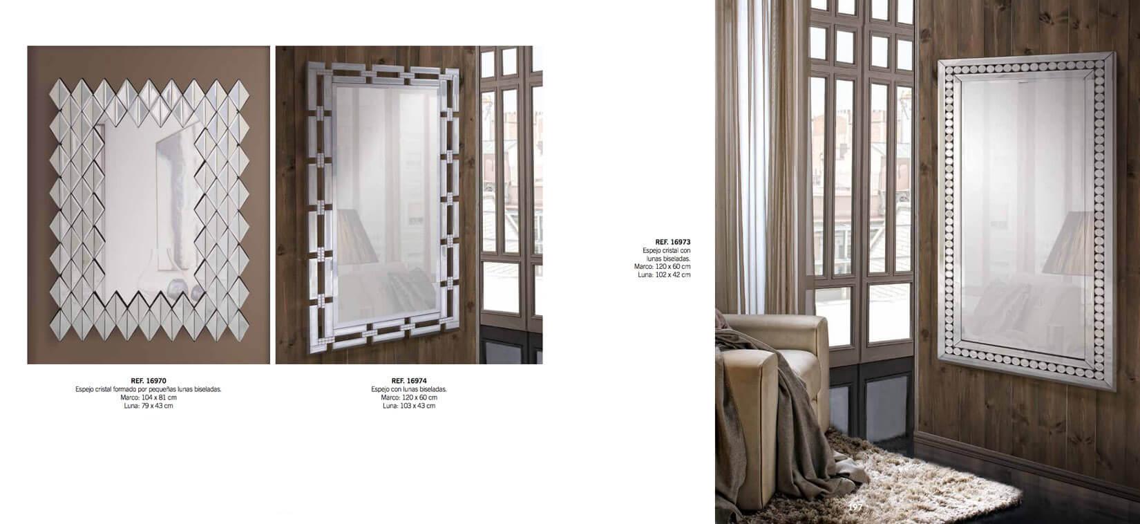 Interiorismo Espejos GYC - Ref. 0002