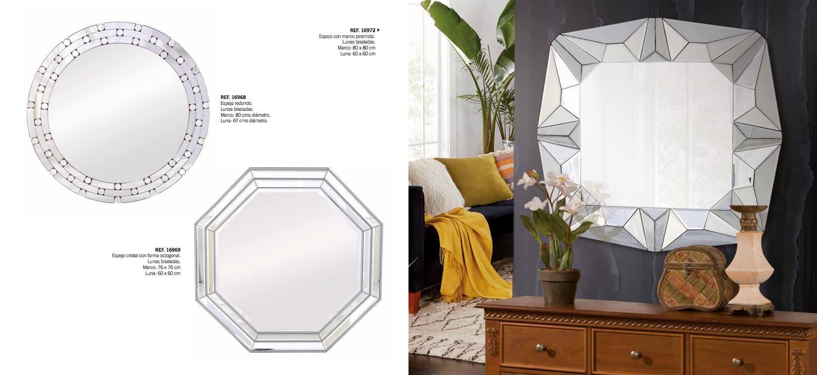 Interiorismo Espejos GYC - Ref. 0003