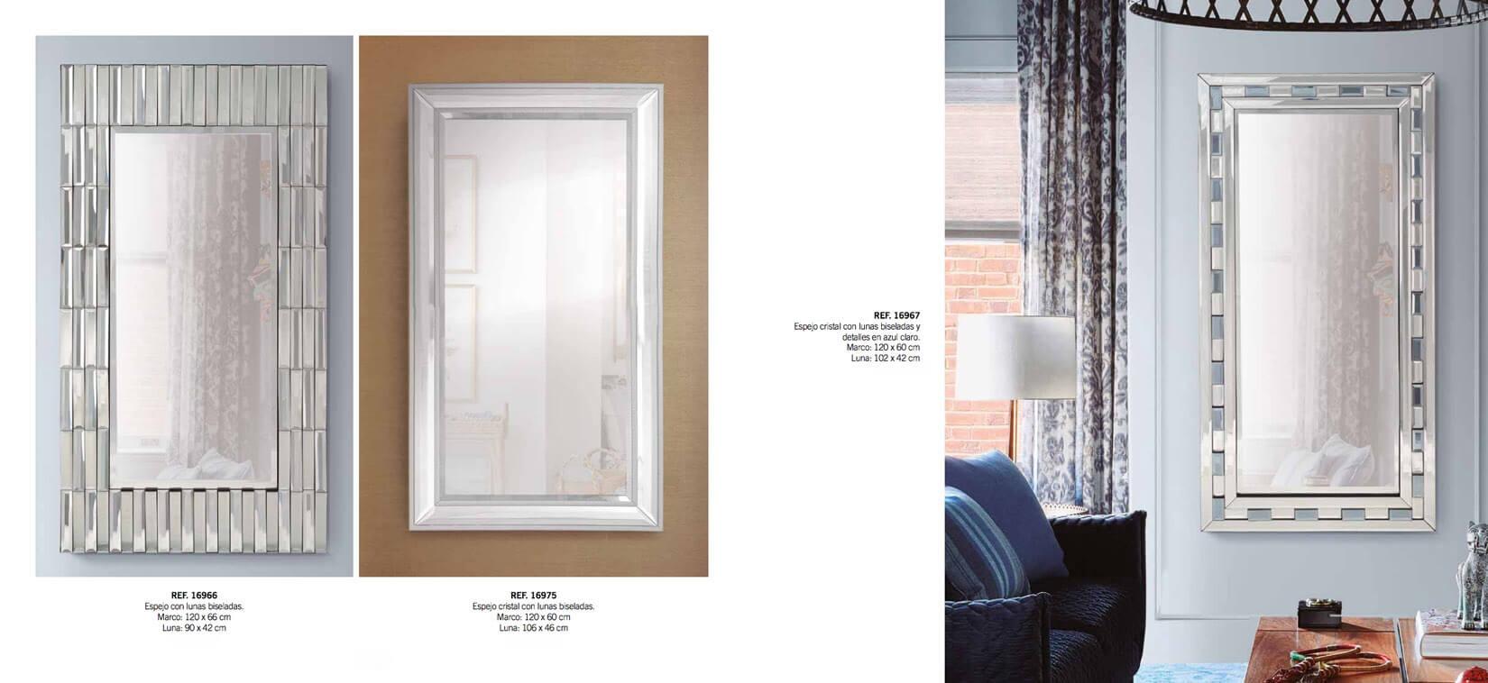 Interiorismo Espejos GYC - Ref. 0004