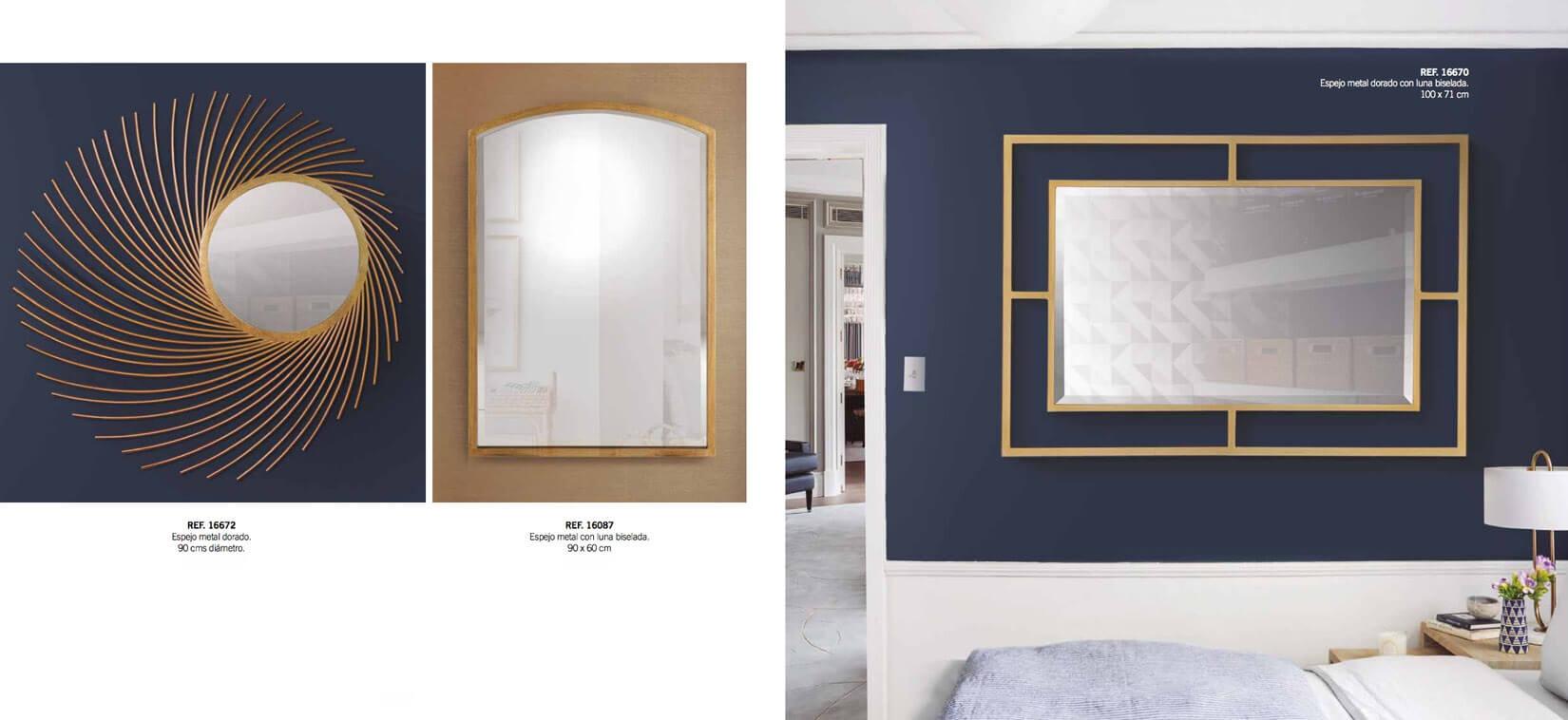 Interiorismo Espejos GYC - Ref. 0005