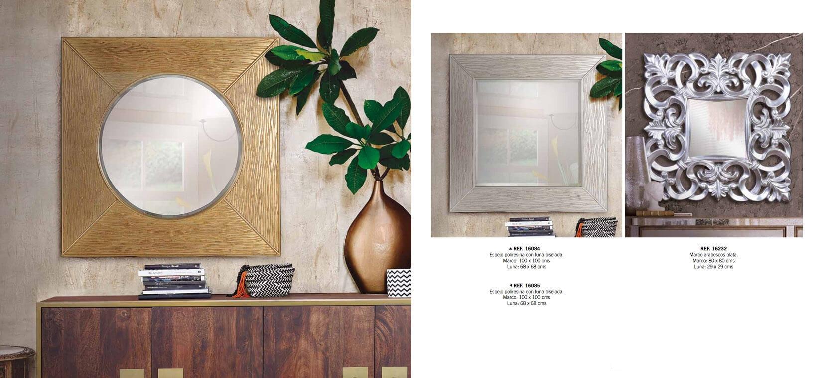 Interiorismo Espejos GYC - Ref. 0008