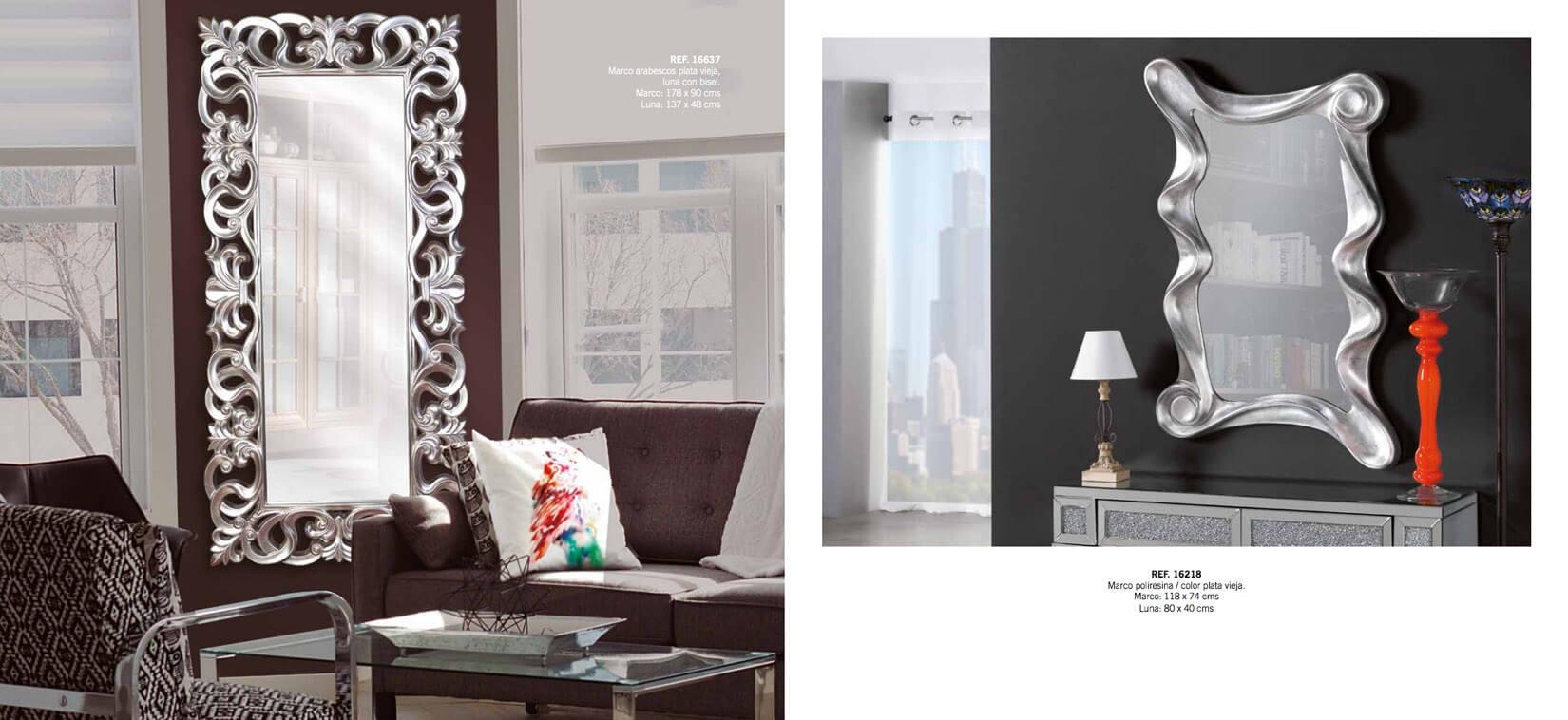 Interiorismo Espejos GYC - Ref. 0009