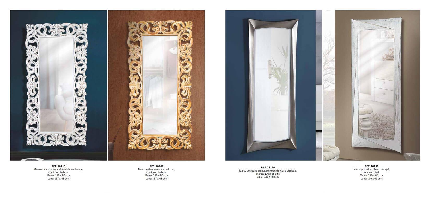 Interiorismo Espejos GYC - Ref. 0010