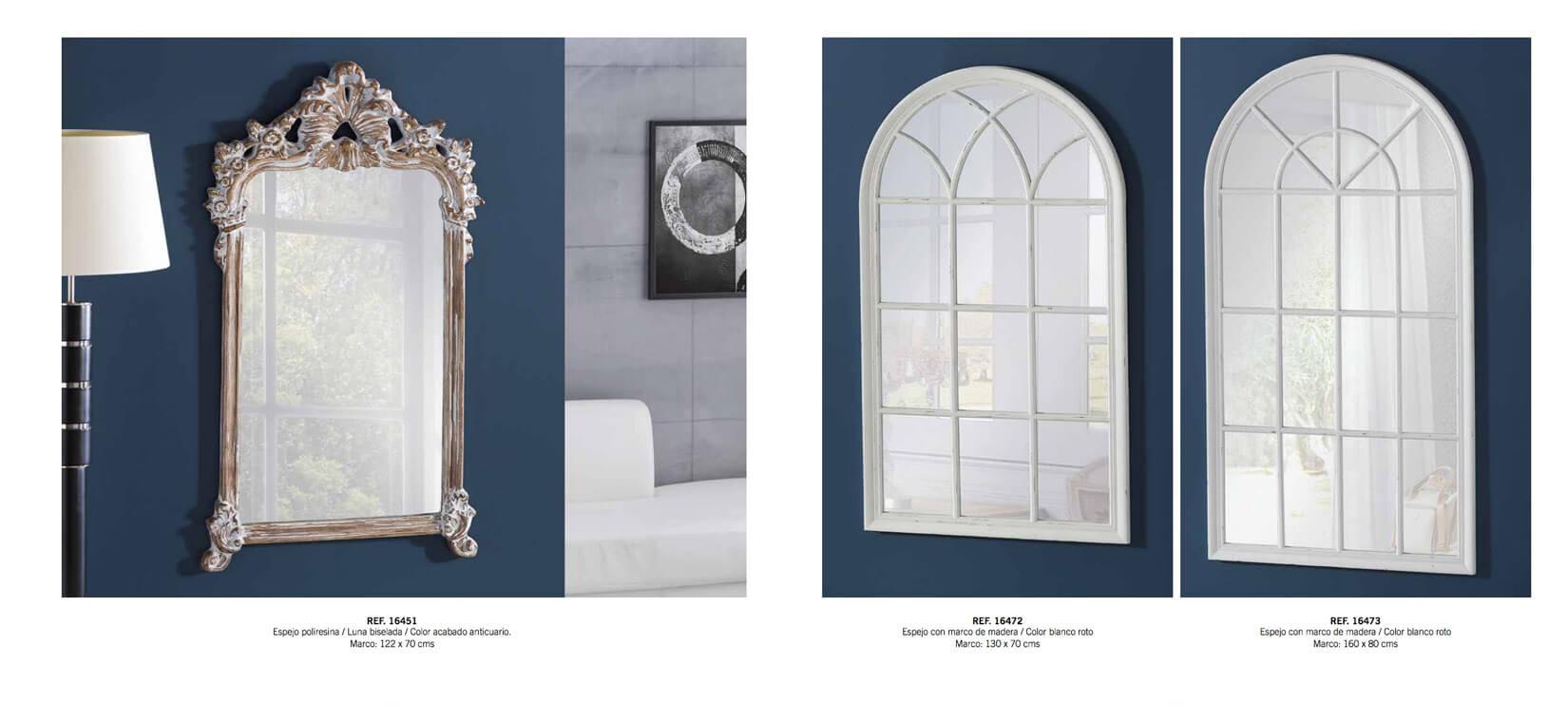 Interiorismo Espejos GYC - Ref. 0013