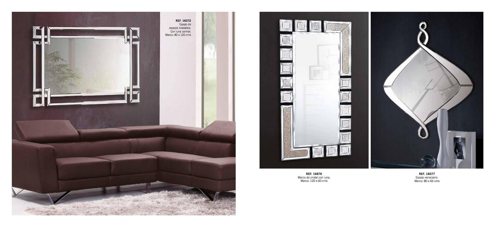 Interiorismo Espejos GYC - Ref. 0014