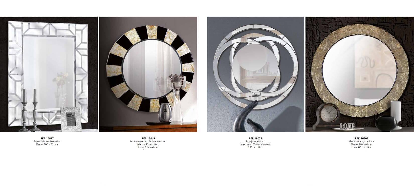 Interiorismo Espejos GYC - Ref. 0017
