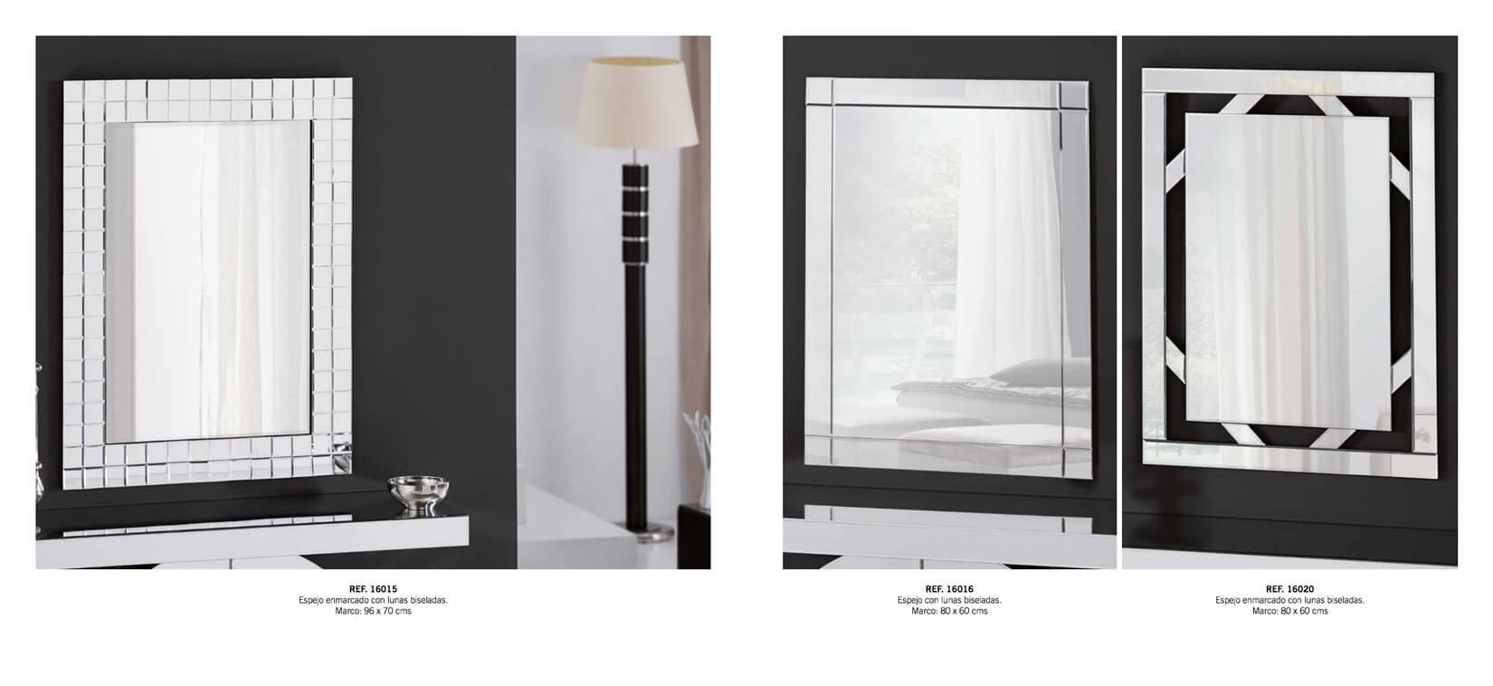 Interiorismo Espejos GYC - Ref. 0019
