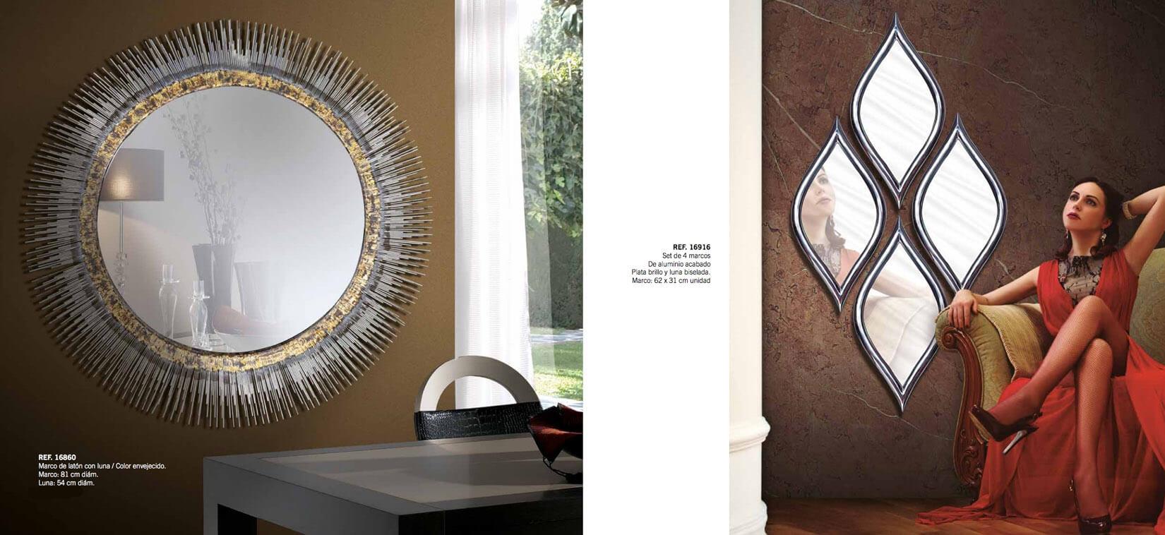 Interiorismo Espejos GYC - Ref. 0021