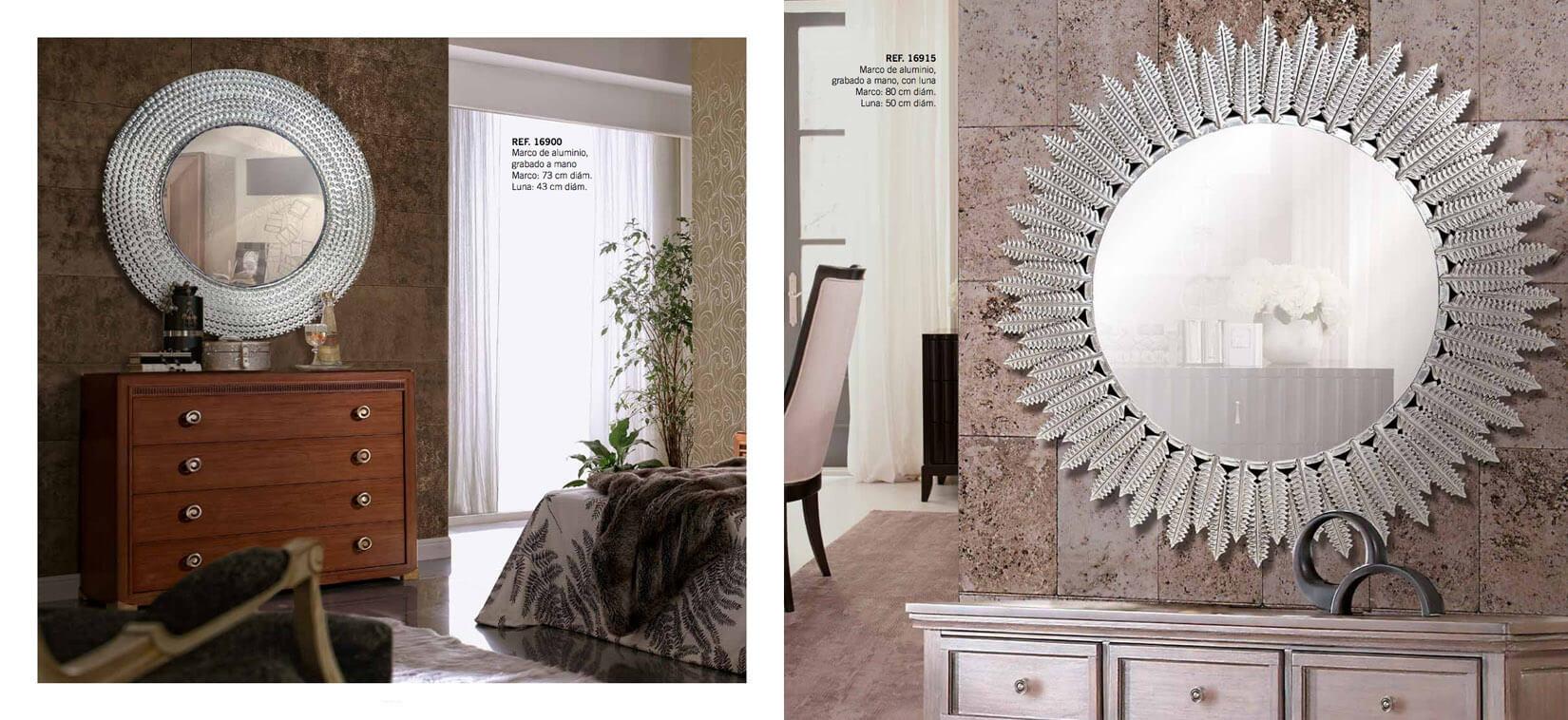 Interiorismo Espejos GYC - Ref. 0022