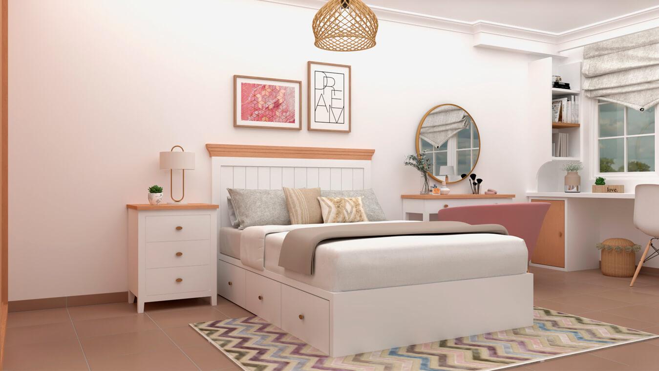 Dormitorio Juvenil INDEPENDIENTE - Ref. 0031