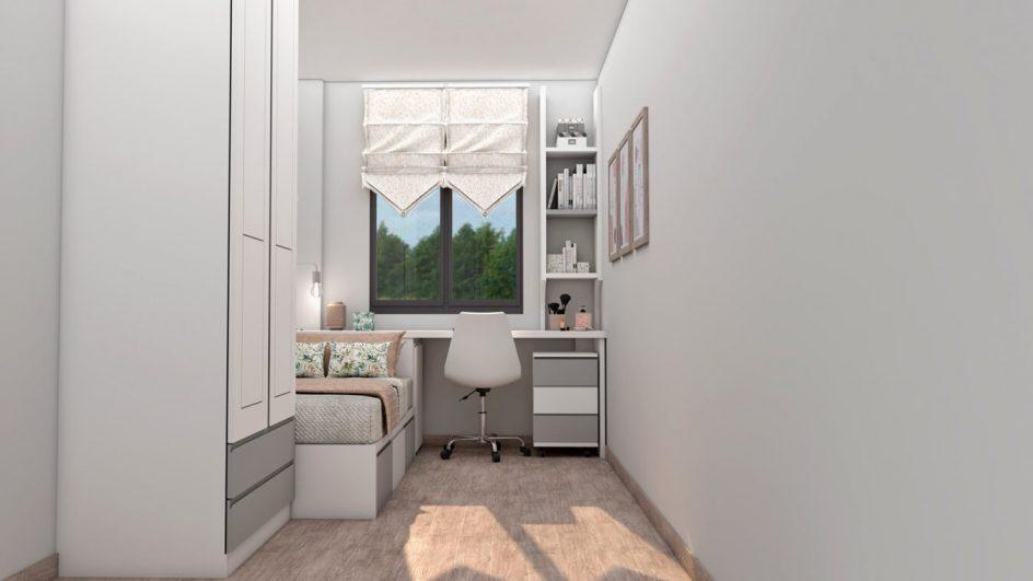 Dormitorio Juvenil TATAMI - Ref: 0493