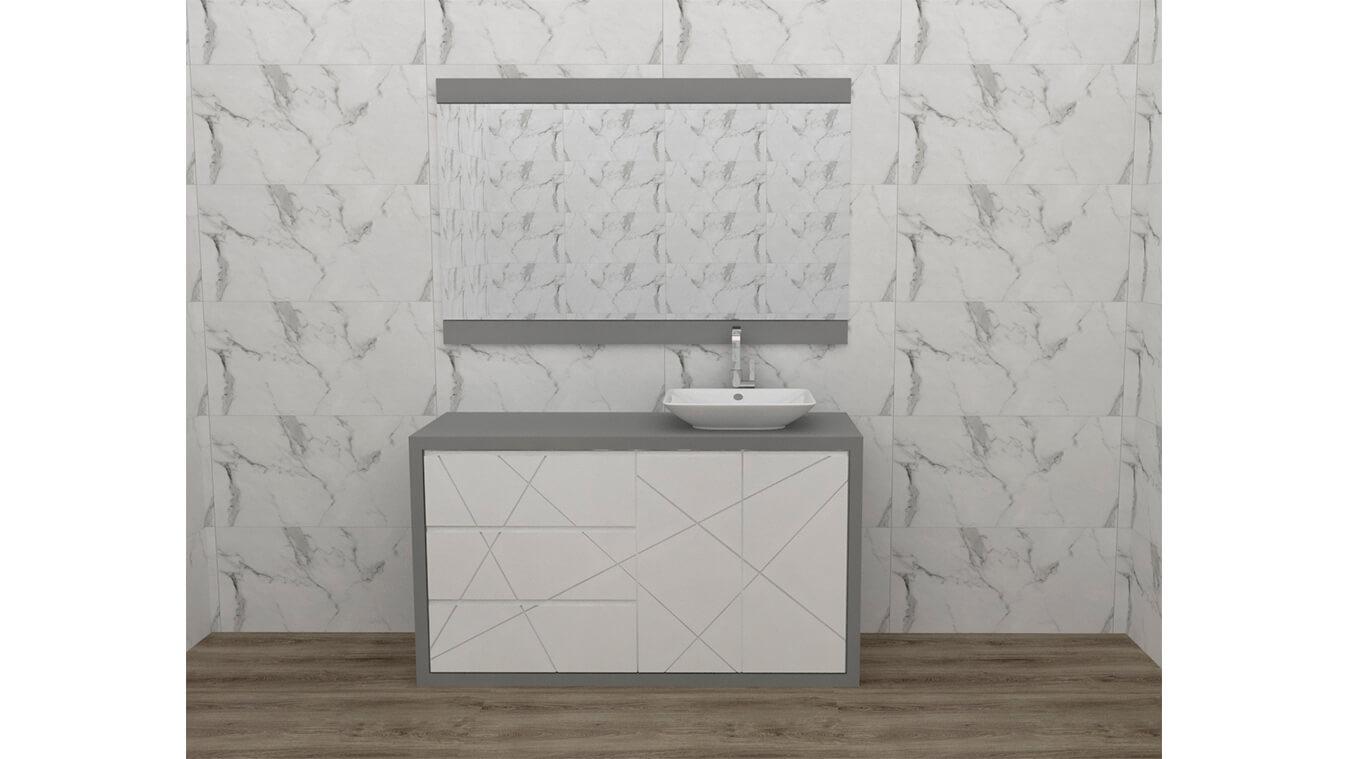 Mueble de Baño - Ref: 0007