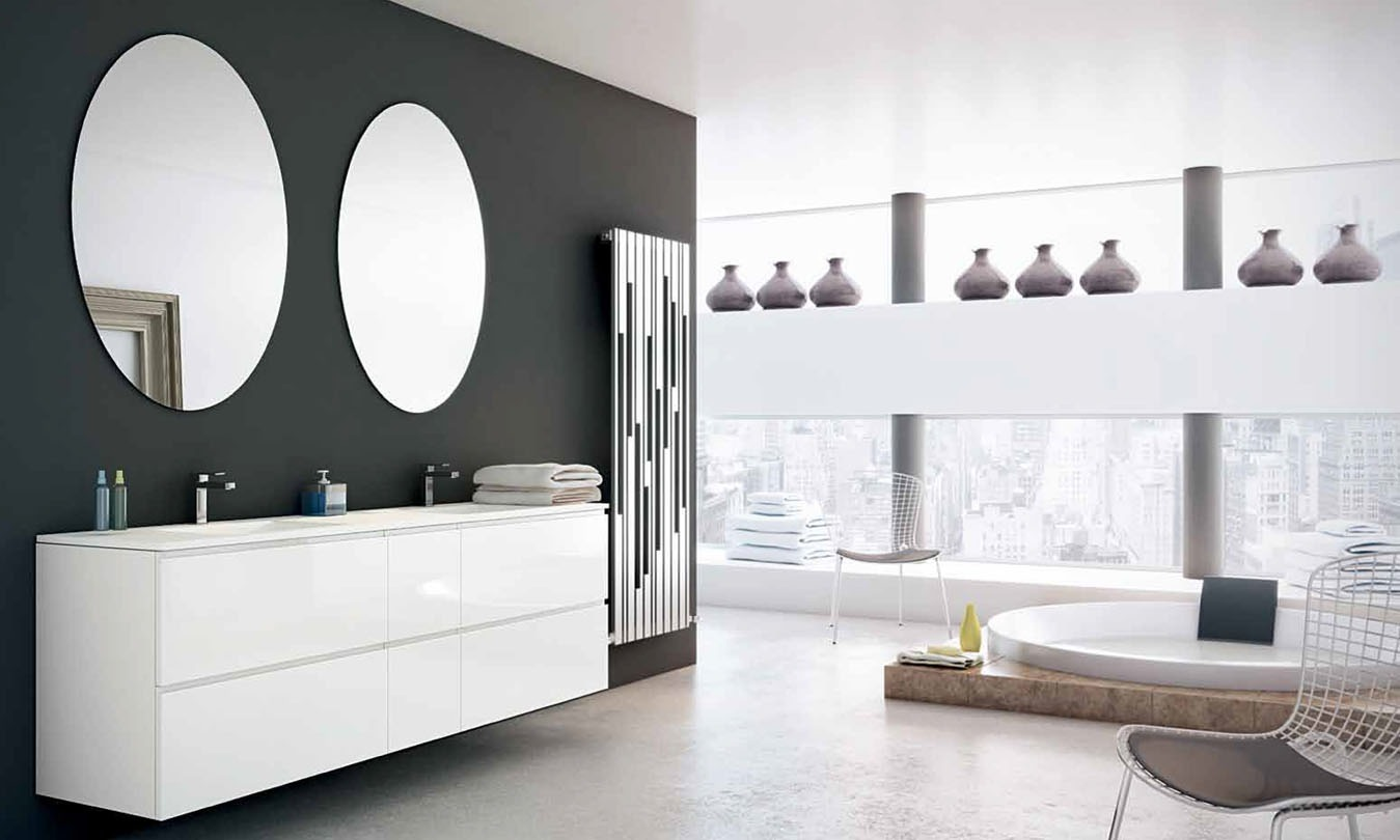 Mueble de Baño STRATO BASALTO - Ref. 0012